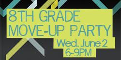 8th Grade Move-Up Party @ Nagy's