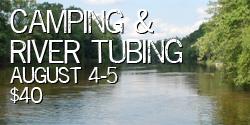 Camping & River Tubing