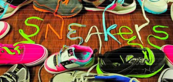 Sneakers for Haiti