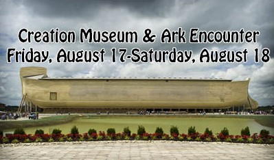 Ark Encounter & Creation Museum Overnight @ Meet at South