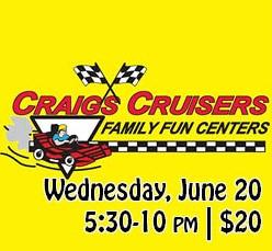 Craig's Cruisers @ Meet at South