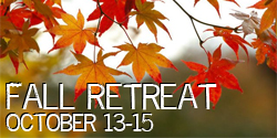 Student Ministries Fall Retreat @ South Church