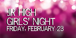 Girls' Night @ South Church