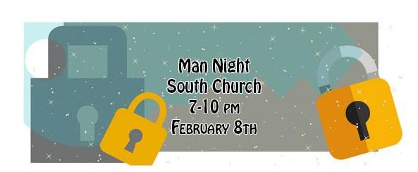 Man Night @ South Church
