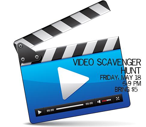 Video Scavenger Hunt @ South Church