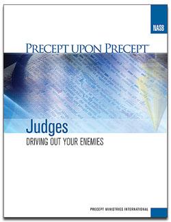 Judges Precept Study @ Room 201