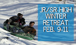 Jr/Sr High Winter Retreat @ Lincoln Lake Camp