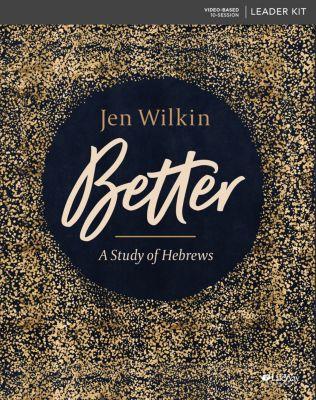 Wednesday Evening Women's Study - Better: A study of Hebrews