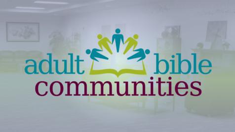 Adult Bible Communities (ABCs)