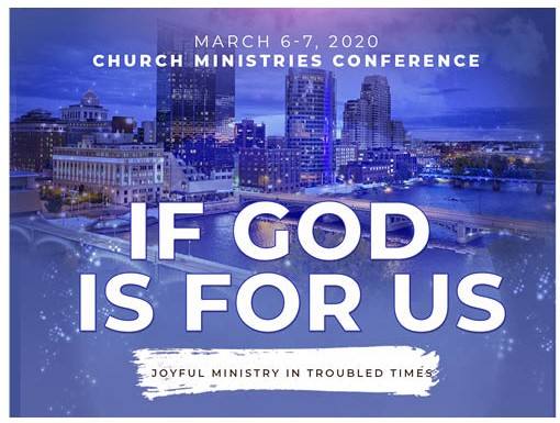 Church Ministries Conference @ Calvary Baptist Church in Grand Rapids