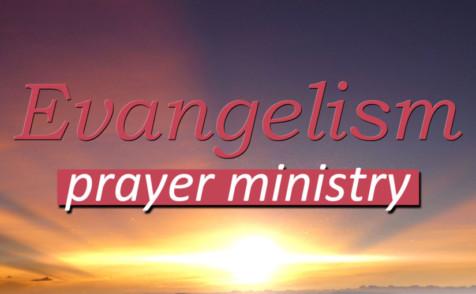 Evangelism Prayer @ Fireside Room