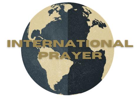 International Prayer @ Board Room