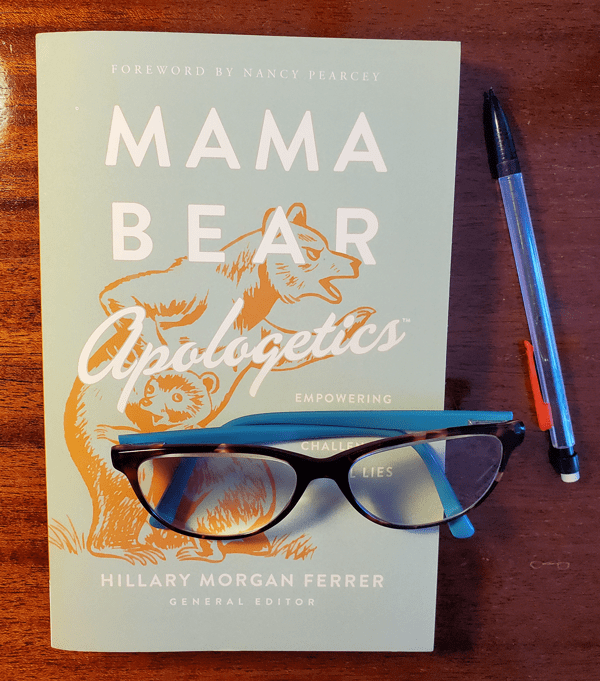 "Women's Study - ""Mama Bear Apologetics"" @ South Church, upstairs"
