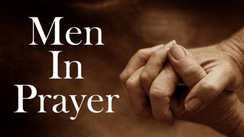 Men in Prayer @ Room 205