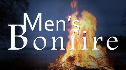 Men's Bonfires @ South Church bonfire pit