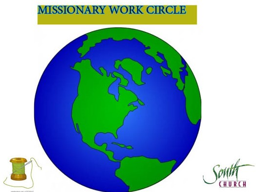 Missionary Work Circle @ South