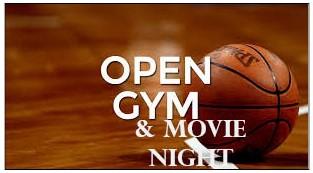 Sr. High Open Gym/Movie Night @ South Church