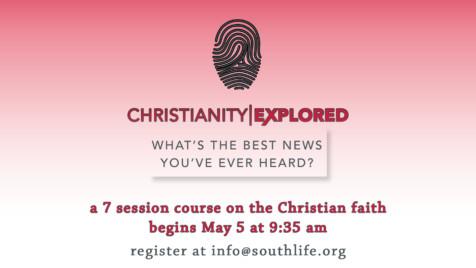Christianity Explored @ Fireside Room
