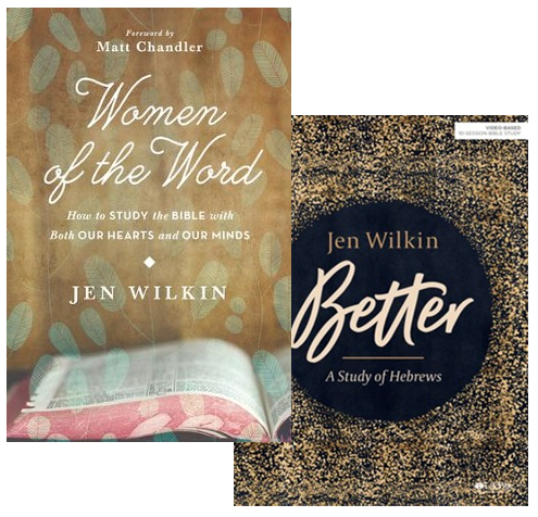 Wednesday Evening Women's Study - Women of the Word & Better: A Study of Hebrews @ South Church - Room 201